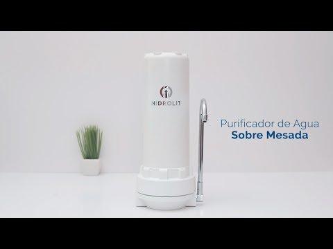 Purificador de Agua Hidrolit para Cloro, Plomo - Hidrolit