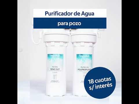 UF ZEN Ultrafiltración de agua Hidrolit